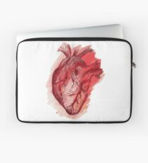 human heart Laptop Sleeve