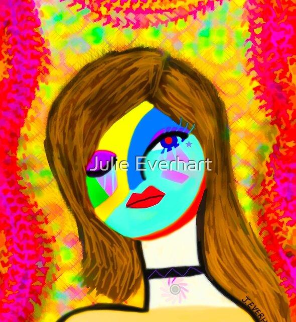 Red Eye by Julie Everhart by Julie Everhart