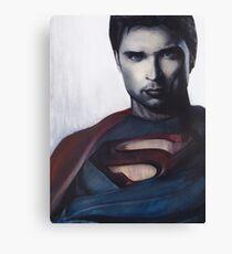 Smallville Savior  Canvas Print