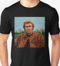 Steve McQueen Painting T-Shirt
