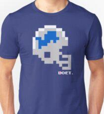 DET Helmet - Tecmo Bowl Shirt Unisex T-Shirt
