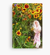 Floral dream Canvas Print