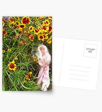 Floral dream Postcards