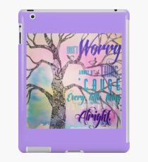 Every Little Thing iPad Case/Skin