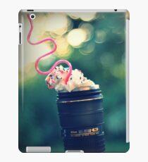 Nikon Sundae iPad Case/Skin