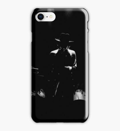Gato Barbieri's silhouette iPhone Case/Skin