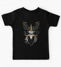 Deer Unicorn Kids Tee