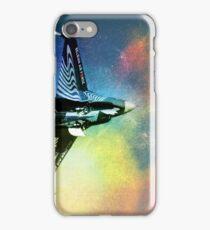 F16 Sound in Colour iPhone Case/Skin