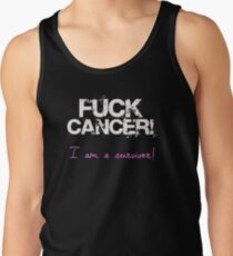 Fuck Cancer, I am a survivor! T-Shirt