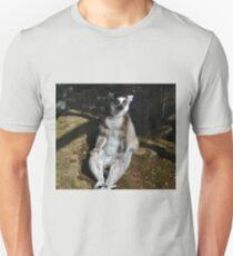 Reclining Lemur T-Shirt