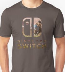 Nintendo Switch zelda Unisex T-Shirt