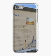Kettle Falls iPhone Case/Skin