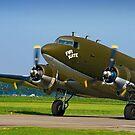 C-47 Fifi Kate by Bob Martin