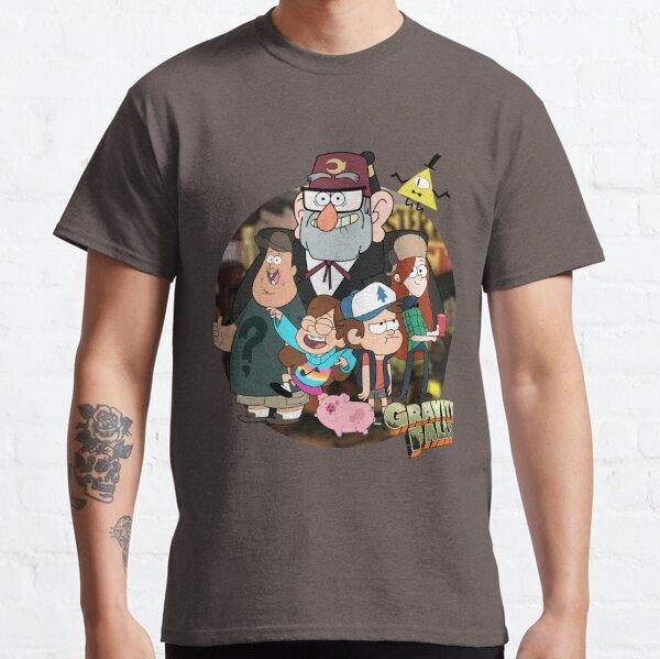 Gravity Falls T-shirt classique