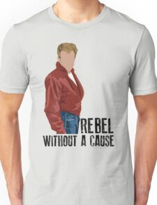 Rebel Without a Cause - James Dean Unisex T-Shirt