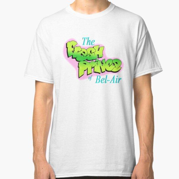 Fresh Prince of Bel Air Logo Classic T-Shirt