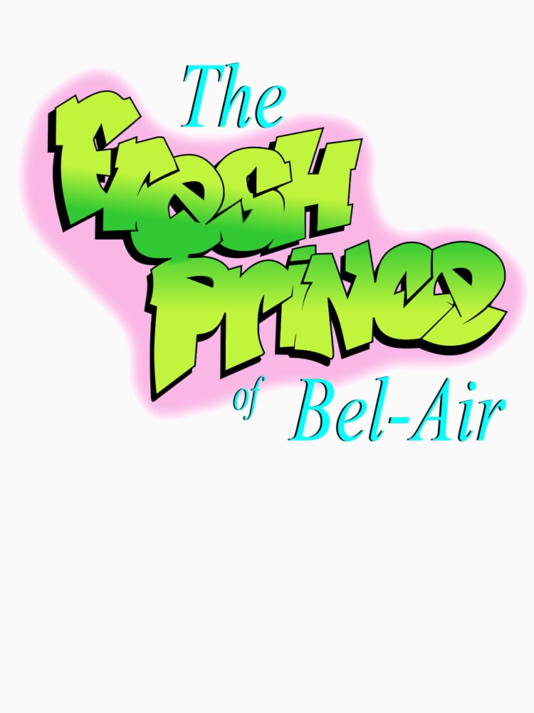 Fresh Prince Of Bel Air Logo By Emmawoodnz