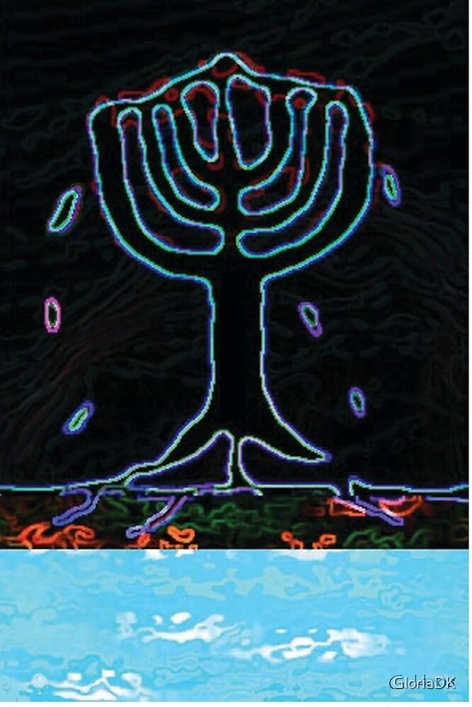 The Tree of Life by GloriaDK