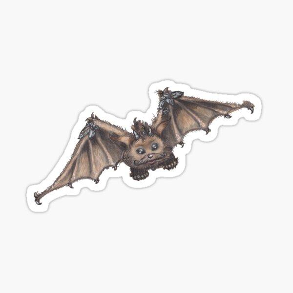 Battyboo Sticker