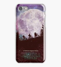 stranger things tv  iPhone Case/Skin