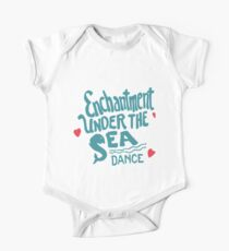 Enchantment Under The Sea  One Piece - Short Sleeve