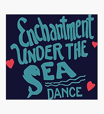 Enchantment Under The Sea  Photographic Print