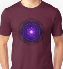 Energetic Geometry - Indigo Prayers Unisex T-Shirt