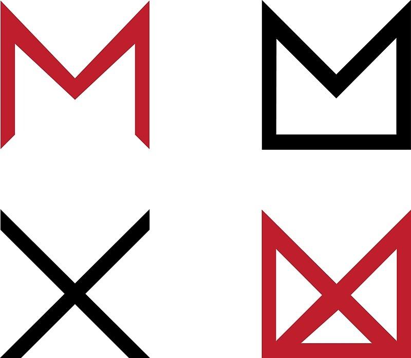 Quot Monsta X Monbebe Logo Quot Art Prints By Thinkkpop Redbubble