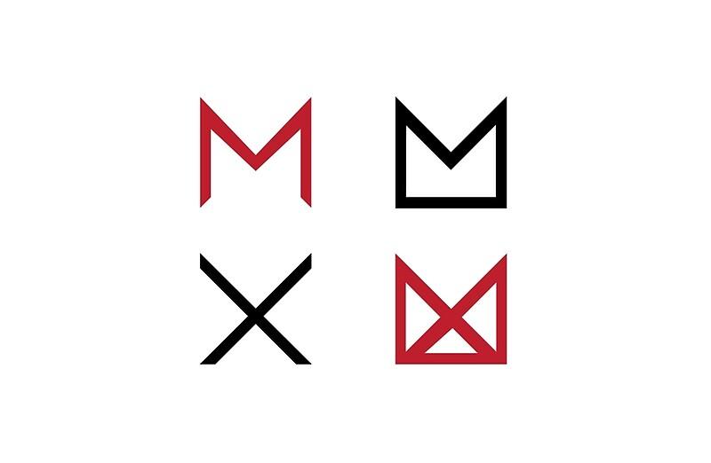 """Monsta X Monbebe Logo"" Studio Pouches by thinkkpop ..."