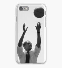 Obama Basketball Phone Case iPhone Case/Skin