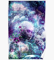 Discovering The Cosmic Consciousness Poster