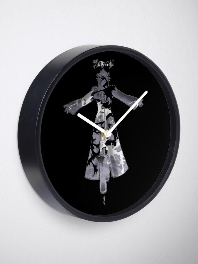 Alternative Ansicht von Der Vorgesetzte des Zwischendurchs Uhr