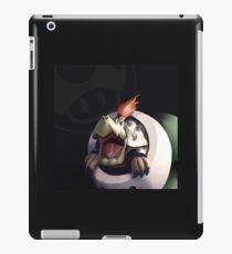 Vinilo o funda para iPad Bowser JR.