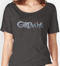 Grimm||Logo|| Women's Relaxed Fit T-Shirt