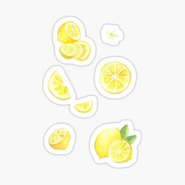 Citrons Lotsa Sticker