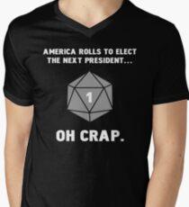 Anti-Trump RPG Humor T-Shirt