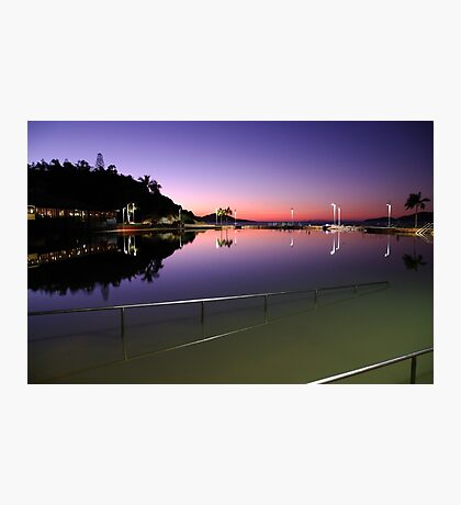 The Strand Rockpool - Townsville Photographic Print