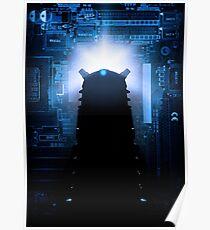 Dalek-tronic Poster