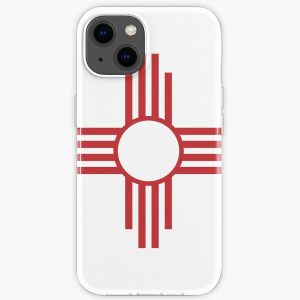Zia Symbol iPhone Soft Case