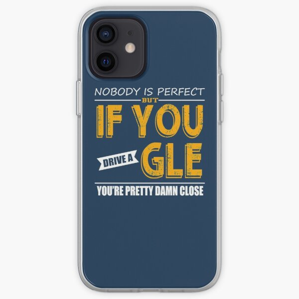 Mercedes Benz GLE Coque souple iPhone