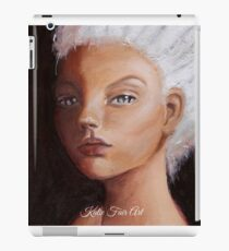Mysterious Fey iPad Case/Skin