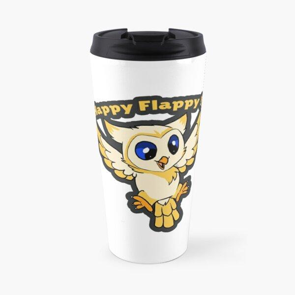Happy Flappy Travel Mug