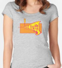 Death Ray Women's Fitted Scoop T-Shirt