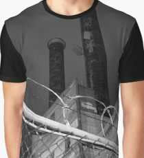 the Factory Graphic T-Shirt