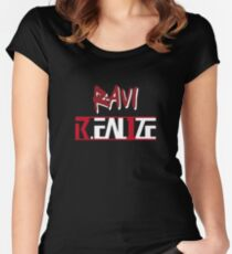 vixx ravi realize Women's Fitted Scoop T-Shirt