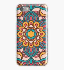 Flower mandala iPhone Case/Skin