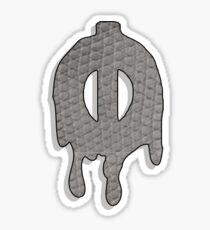 Phi Letter Sticker