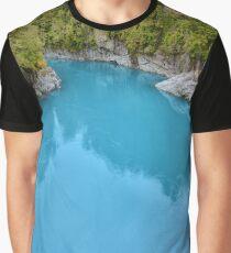 New Zealand Landscape 15 Graphic T-Shirt