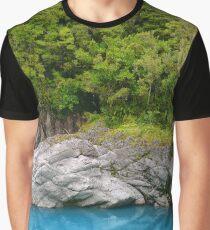 New Zealand Landscape 16 Graphic T-Shirt