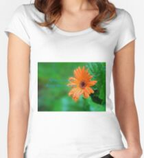 Spring showers Women's Fitted Scoop T-Shirt